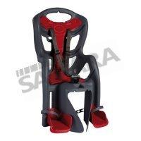 Παιδικό κάθισμα για σχάρα BELLELLI PEPE CLAMP γκρι