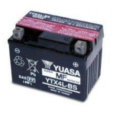 Μπαταρία Yuasa YTX4L-BS Κλειστού τύπου