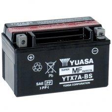 Μπαταρία Yuasa YTX7A-BS Κλειστού τύπου