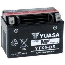 Μπαταρία Yuasa YTX9-BS ή B Κλειστού τύπου