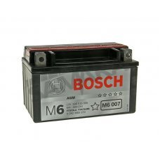 Μπαταρία BOSCH YTX7A-BS και YTX7A-4 Κλειστού τύπου