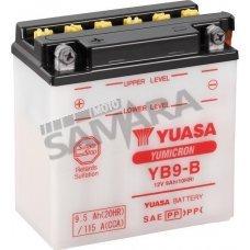 Μπαταρία Yuasa YB9-B