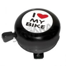 Κουδούνι I love my bike