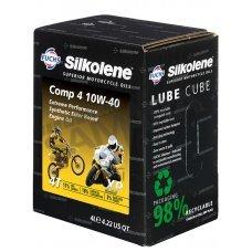 Λάδι μηχανής SILKOLENE Comp 4 10W-40 4L