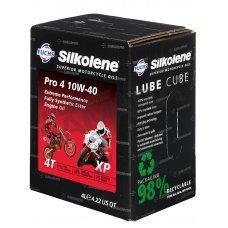 Λάδι μηχανής SILKOLENE Pro 4 10W-40 4L