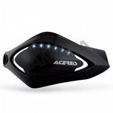 Προστασία χεριών Acerbis Flash Scooter 13824.090 led μαύρη