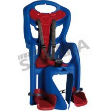 Παιδικό κάθισμα για σχάρα BELLELLI PEPE CLAMP μπλε