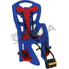 Παιδικό κάθισμα για σκελετό BELLELLI PEPE STANDARD μπλε