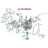 Αντλία σετ για KYMCO DOWNTOWN / XCITING 300 γνήσια